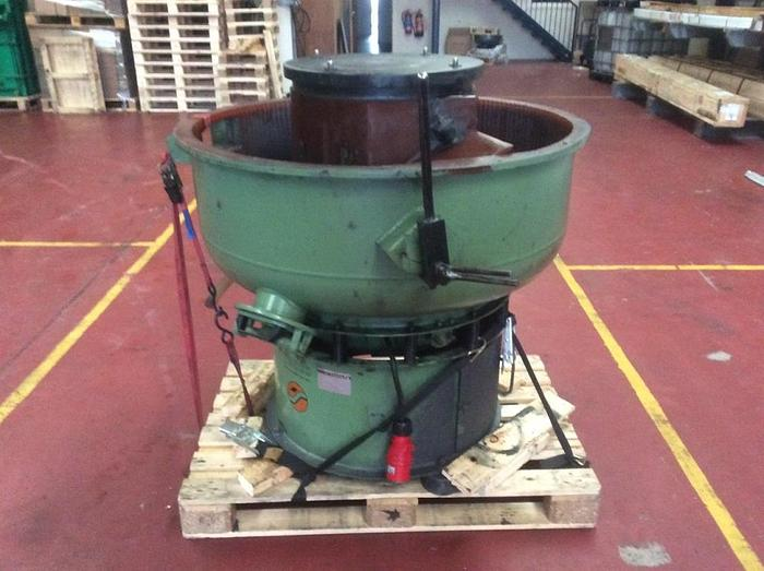 Tauss VBT -160 Vibratory Bowl Deburring Machine