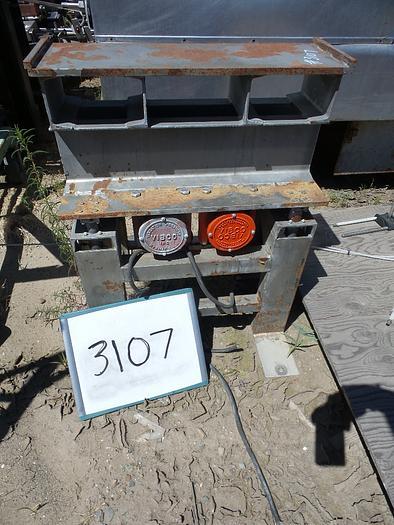 Shaker Platform #3107