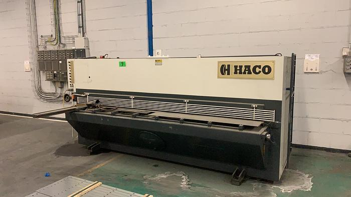 Used HACO TOOLMASTER 36 - 1998