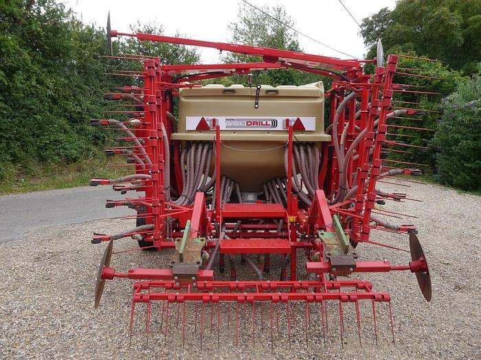 Weaving Tine Drill