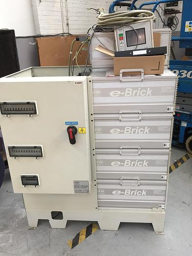 GEW 9-lamp UV systems
