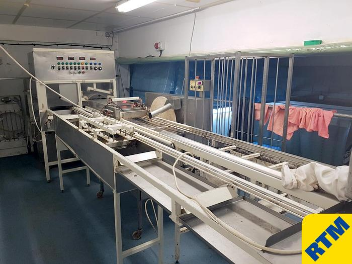 Used Chocolate Moulding Line