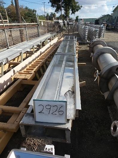 Used Dual Lane Shaker 18'' Wide x 50' Long #2926
