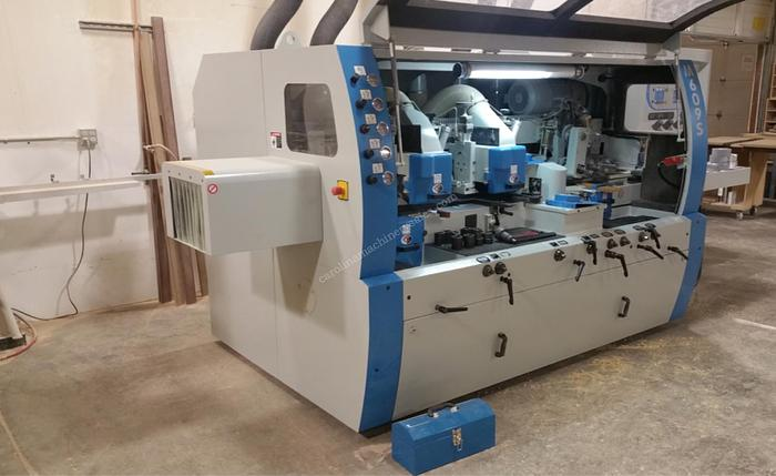 Kentwood M609 Moulder & Grinder Package