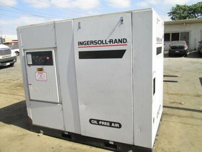 2001 INGERSOLL RAND MODEL SIERRA - H60A OIL FREE AIR COMPRESSOR 230 CFM 125 PSI