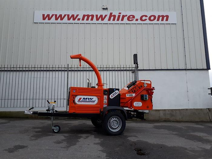 Used Timber Wolf TW 230DHB