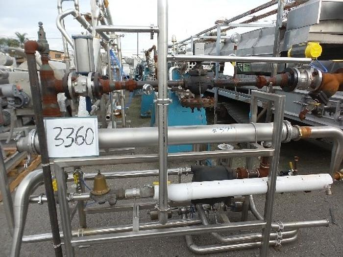 Tetra Spiroflo Tube-In-Shell Heat Exchanger