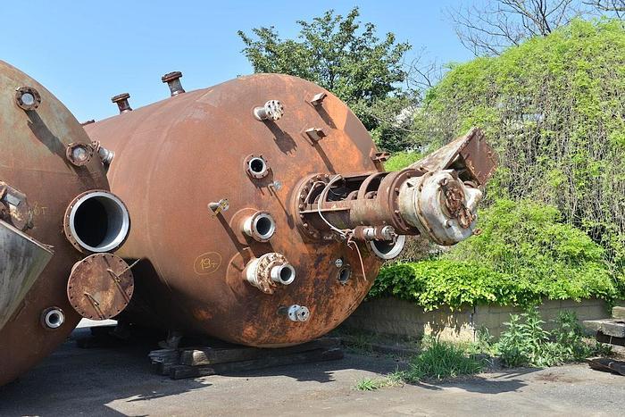 Usata Reattore ZANON   da 42000 Litri