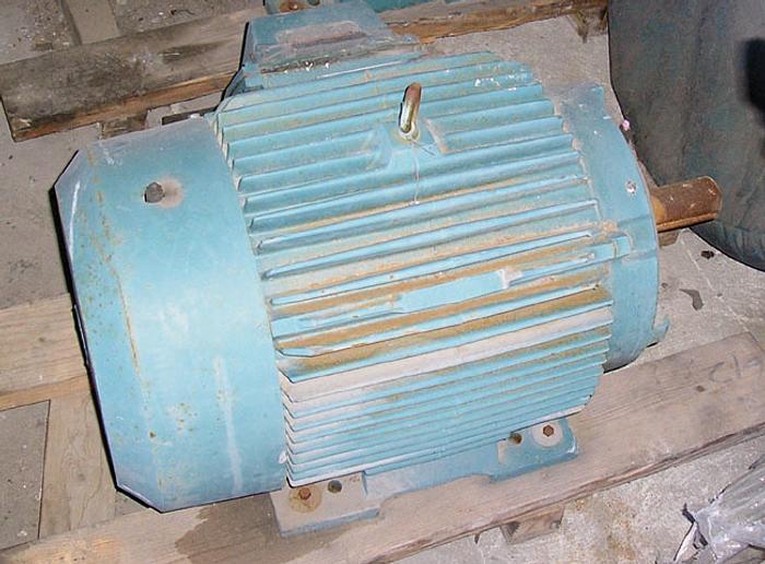 Used 50 HP Reliance Motor