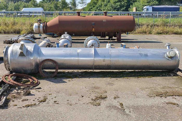 Scambiatore di calore E.ZANON da 150 metri quadrati