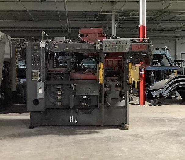 HUNTER HMP10 AUTOMATIC MOLDING MACHINE