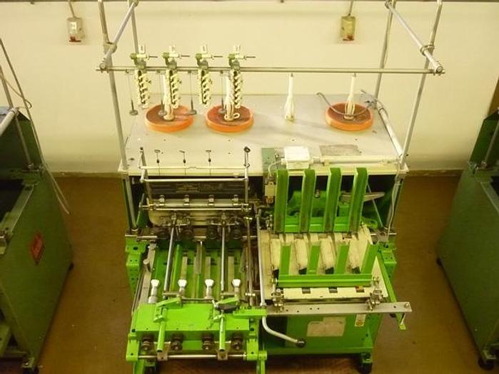 Gebraucht Schußspulautomat HACOBA  SSA6200 - 4.0