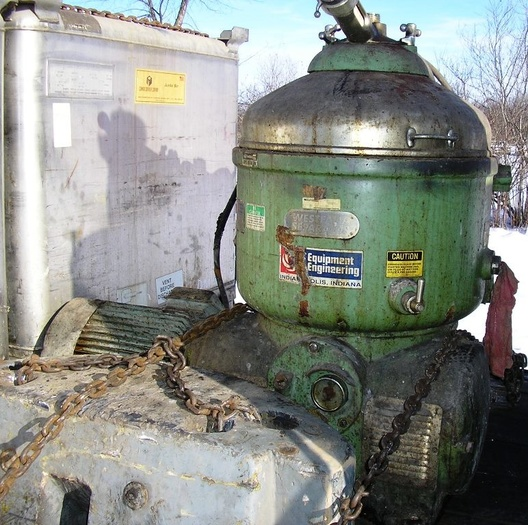 Westfalia Separator (Equipment Engineering) K310006