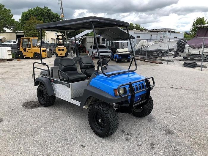 Used ClubCar Ingersoll Rand Pioneer 1200 Club Car Golf Cart - 34789