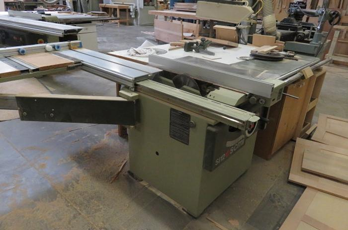 Scm Model Si 12 Sliding Table Saw For Sale In Denver Colorado