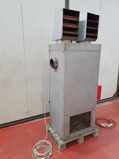 Usata Riscaldatore a gasolio OMNIA TERMOAIR mod. 25