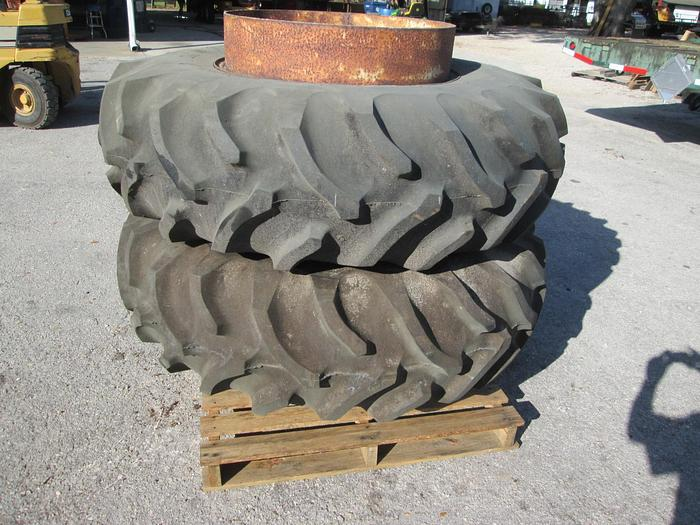 Multi Trac 18.4-30 Tires And Rims