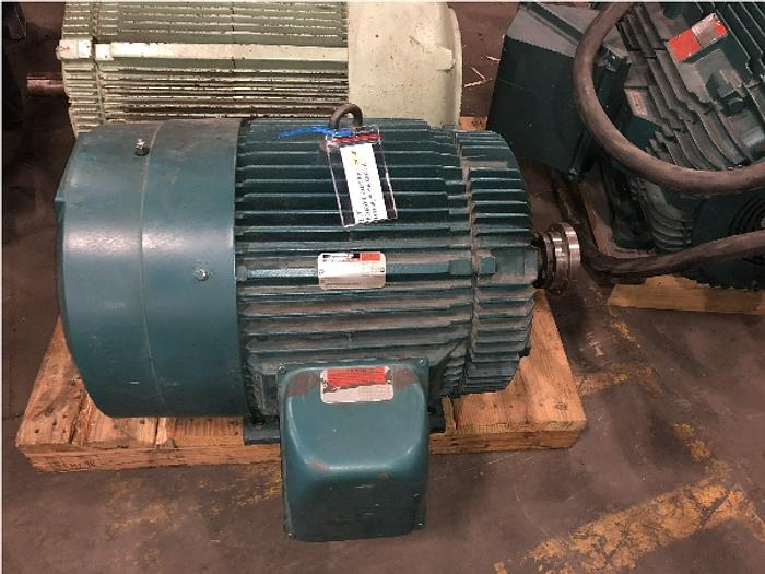 RELIANCE ELECTRIC 100 HP MOTOR
