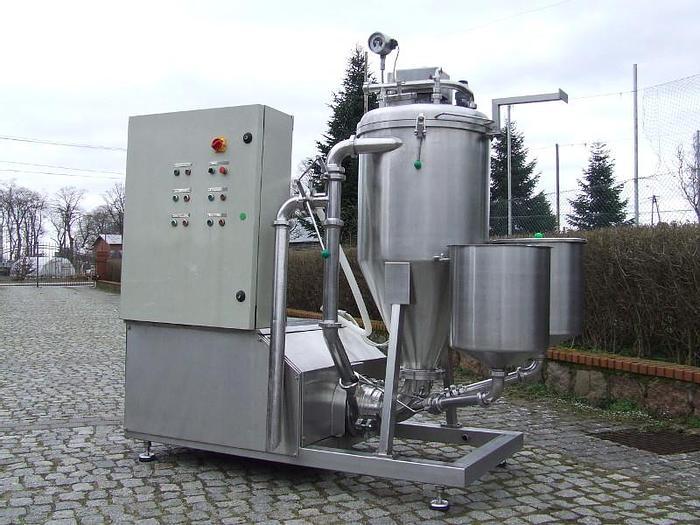 Used Homogenizator próżniowy HM-150