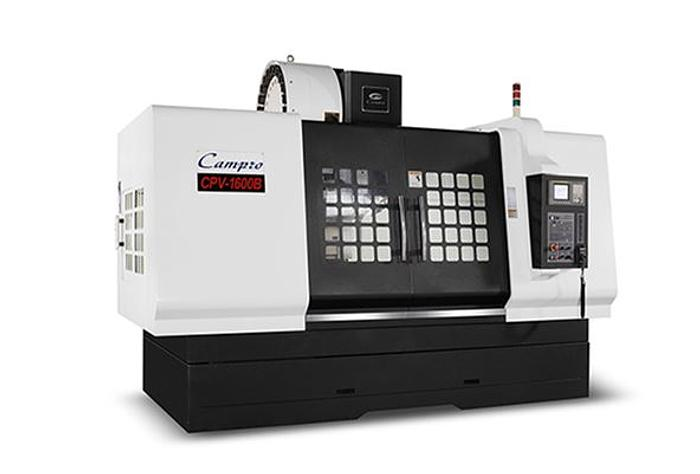 SURPLUS NEVER USED CAMPRO USA CPV -1600B 3 AXIS CNC VMC 60 X 30