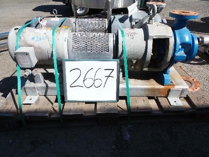Used Aurora 3'' x 1.5'' Centifugal Pump
