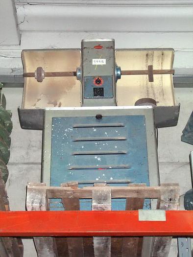 Used POLISHING MACHINE FOR METALS WITH ASPIRATOR