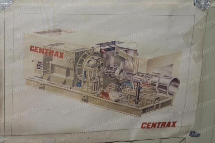 (EAG-45) - Gas Co Generator, Centrax 2 Lines