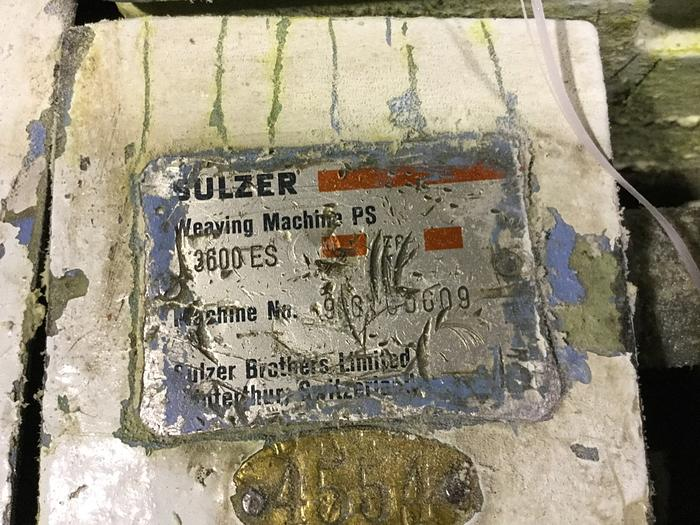 Sulzer PS Looms