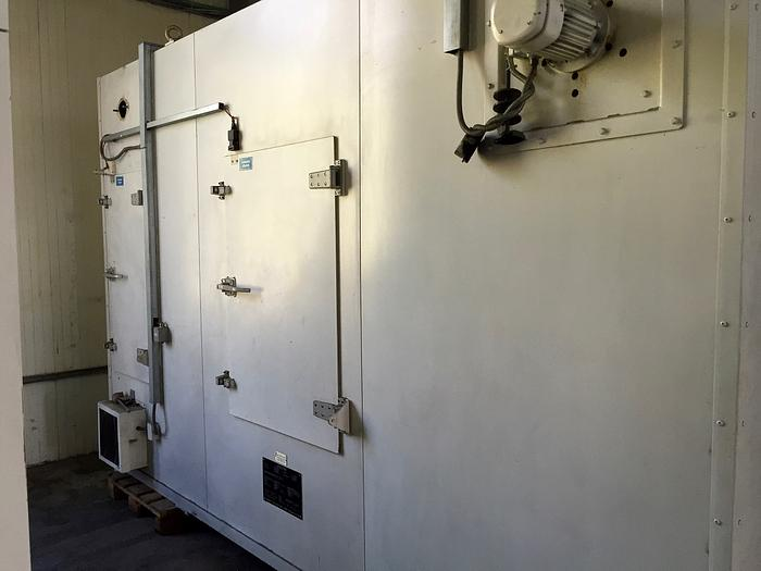 Impact Extrusion Part Curing Oven: IEX-178