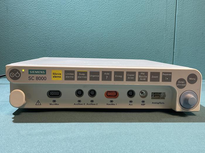Used Siemens SC 8000