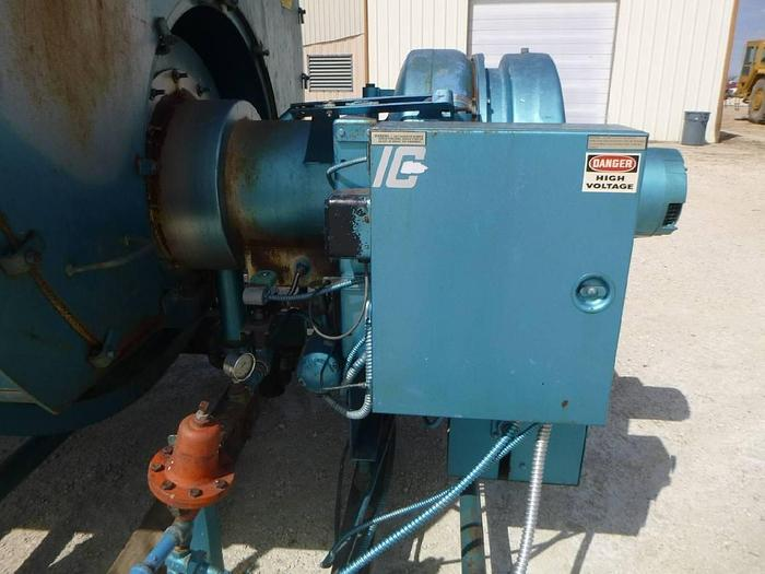 1992 SUPERIOR 15 PSI Skid Mounted Low Pressure Boiler #2578 15 PSI