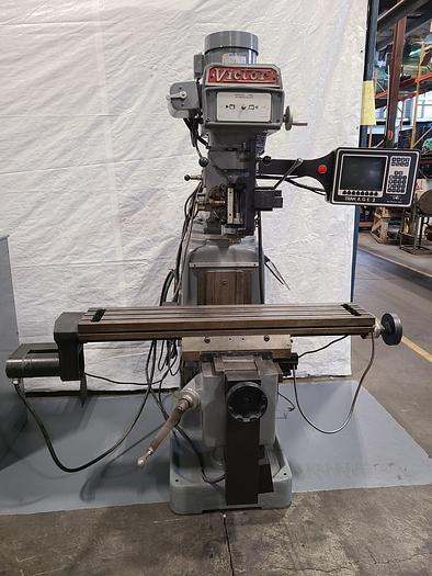 Used Prototrack Milling Machine