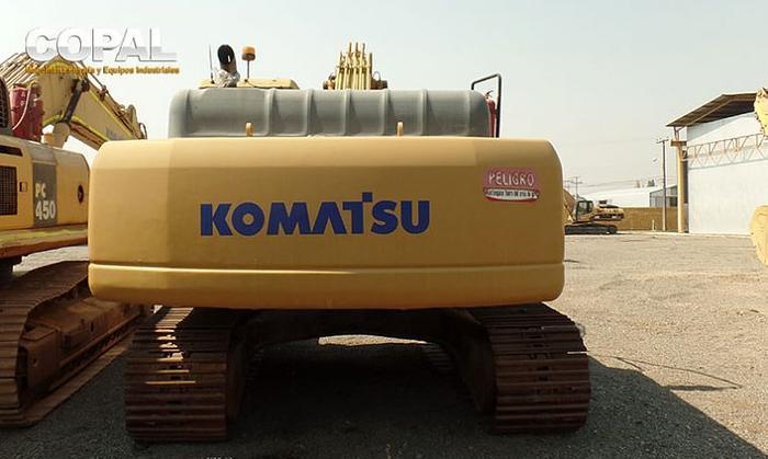 2005 Komatsu PC300LC-7