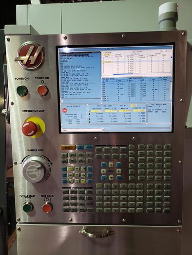 2012 Haas VF-5/40TR