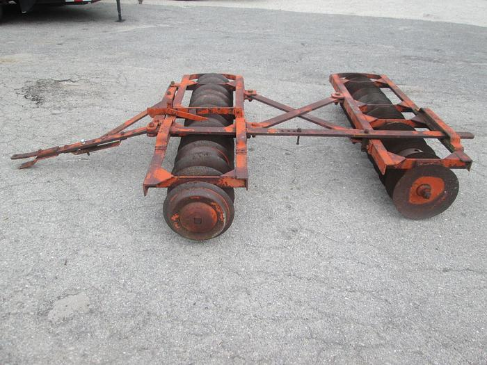 Used 7' Pull Type Offset Grove Disc