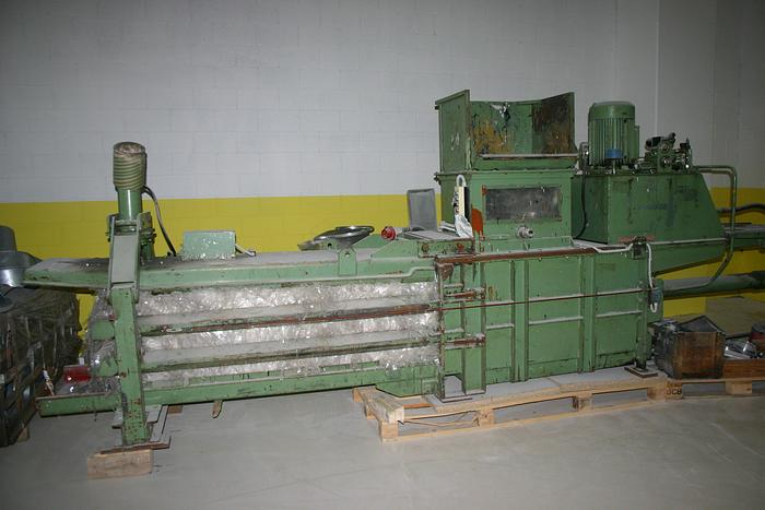 Used ORMIC horizontal press