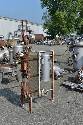 Usata Scambiatore di calore W.SCHMIDT KG da 15 metri quadrati
