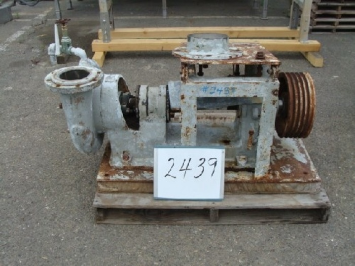 Krogh 8'' x 6'' Centrifugal Pump #2439