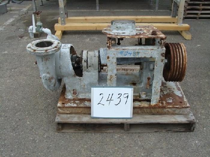 Krogh 8'' x 6'' Centrifugal Pump