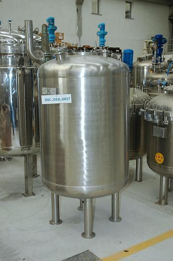 Usata Reattore / miscelatore F.LLI DE LAMA da 1080 Litri
