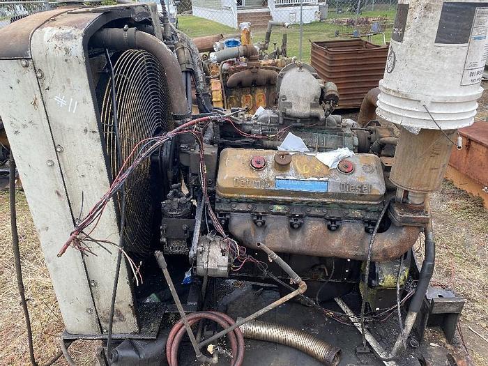 Used Detroit 8V92N