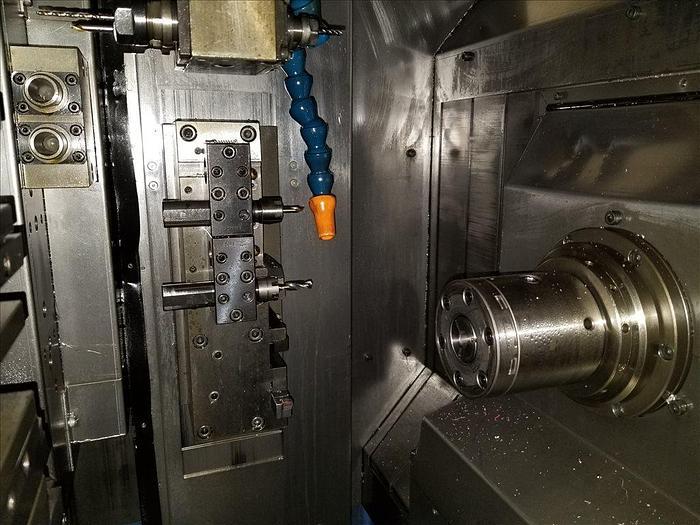 2006 Miyano BX-26S 8-AXIS CNC SCREW MACHINE