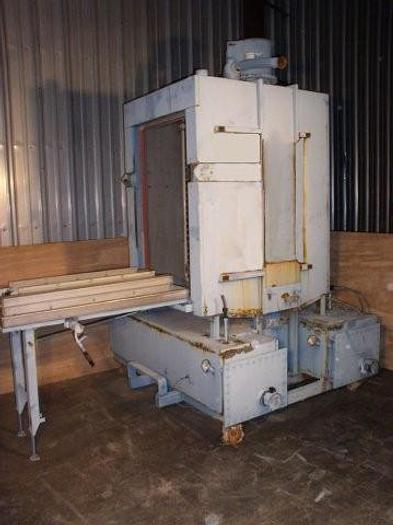 Used Proceco Rotary Type Parts Washer; Stainless Steel
