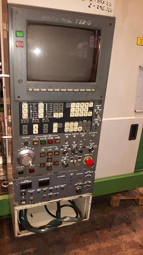 1989 Centrum tokarskie Mazak Integrex 40 ATC m/c