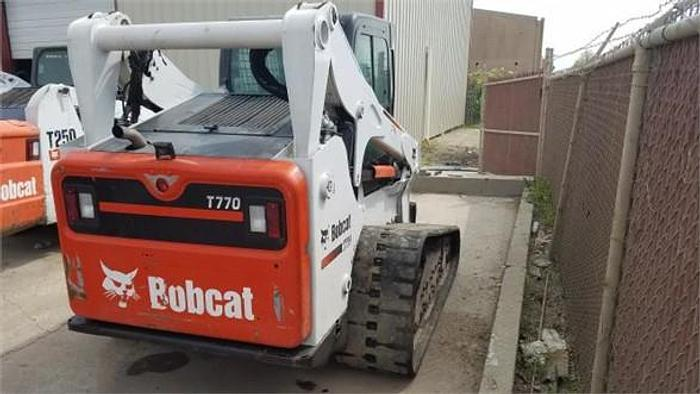Used 2011 BOBCAT T770