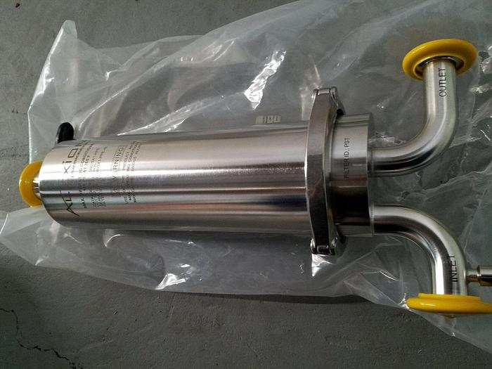 Alexion Filter Housing Stainless Steel