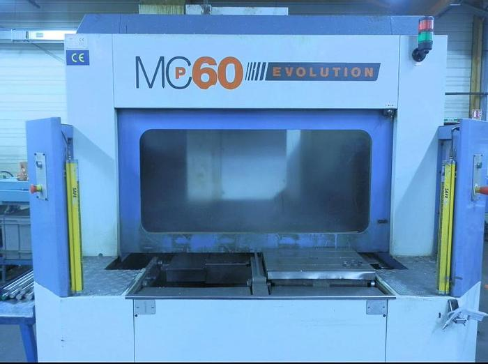 Used Famup MCP 60 E - CNC Machining centers vertical - 2000