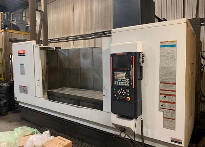 Used MAZAK VTC-250D/50 VERTICAL MACHINING CENTER