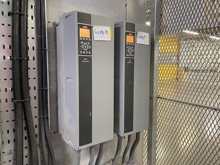 Used DANFOSS VLT HVAC Drive