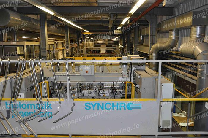 Gebraucht (CVC-137) - Synchro Cross Cutter Bielomatik/Jagenberg 2006 - 2285mm